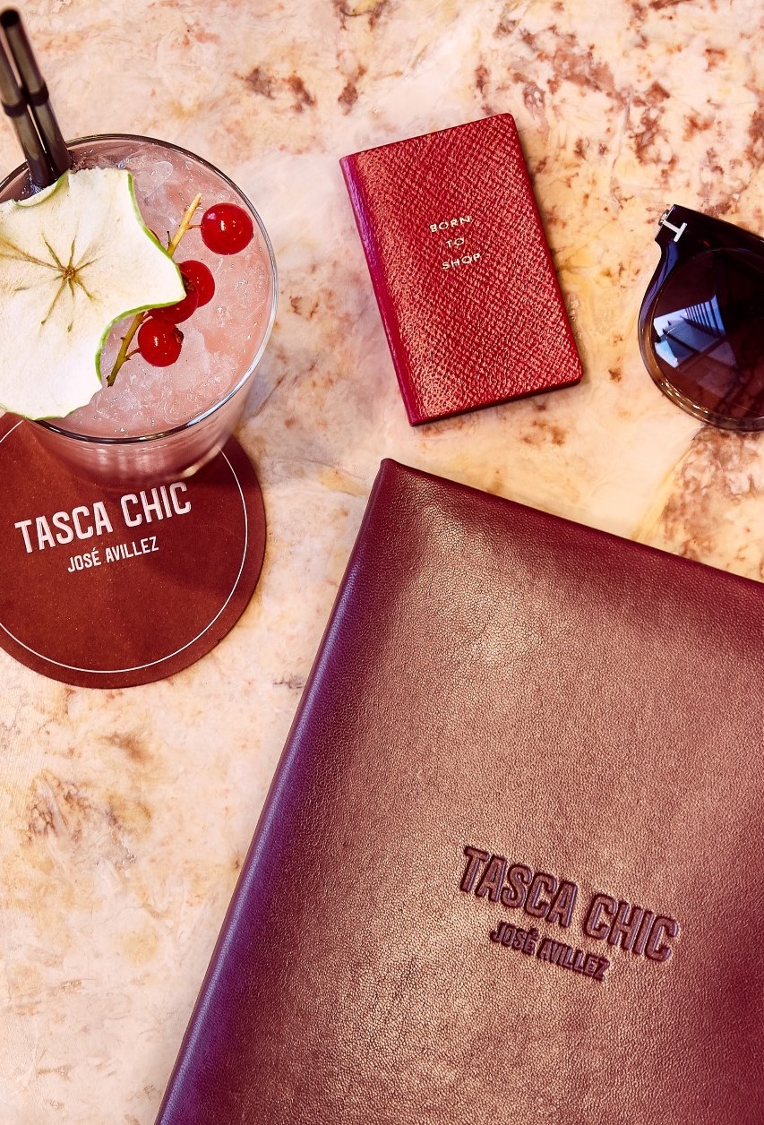 Tasca Chic is the ideal setting for a business lunch, a relaxed family meal or a break in an afternoon of shopping.